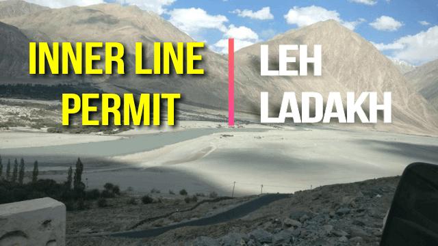 Inner-Line-permit-ladakh