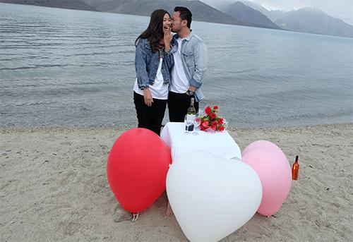 pre wedding photo shoot in ladakh