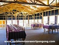 hotel-ser-bhum-tso-resort-dining-hall