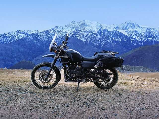 SRINAGAR TO LEH BIKE TRIP VIA KARGIL