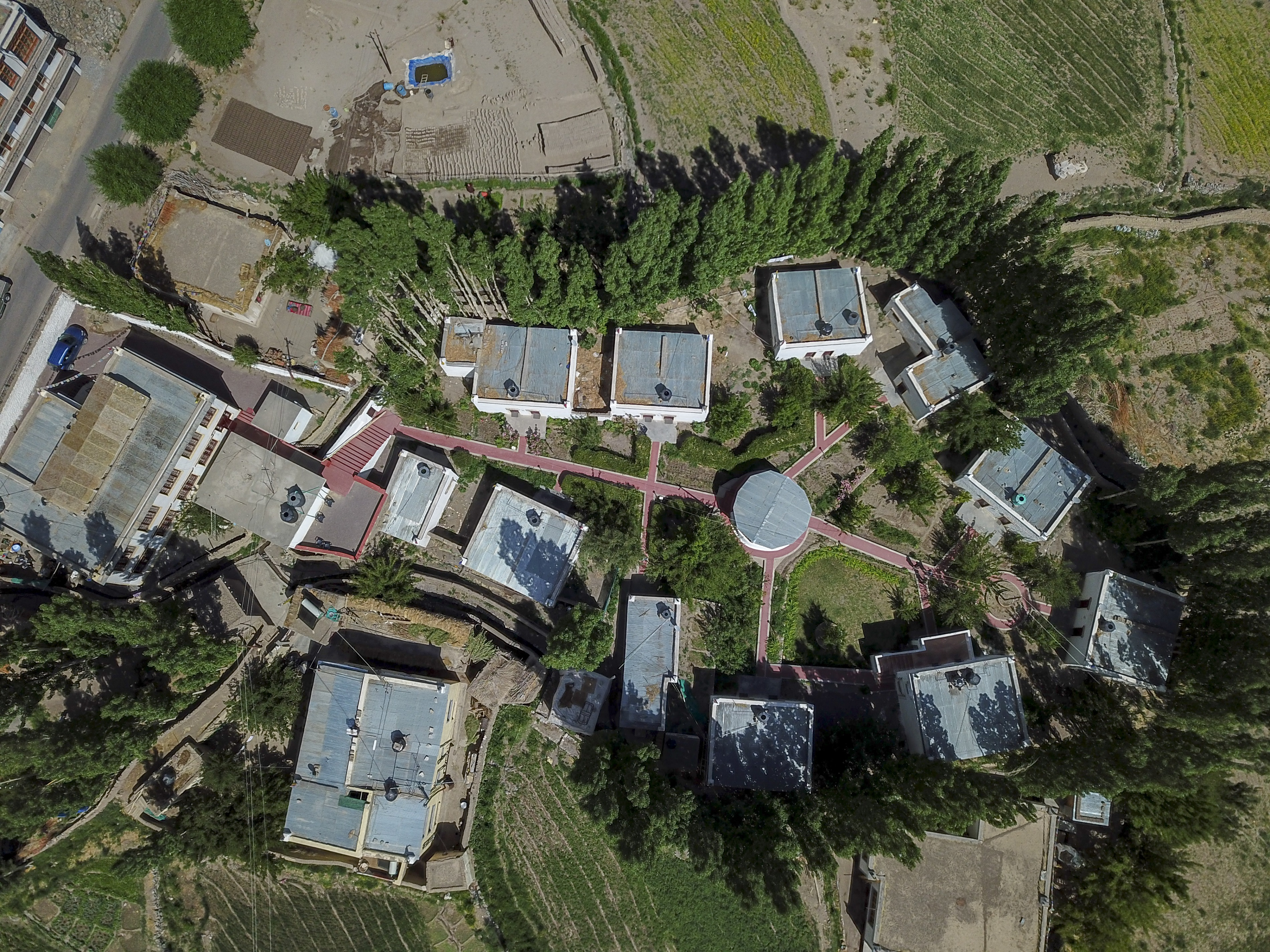 Alchi-Resort-dron-view-1