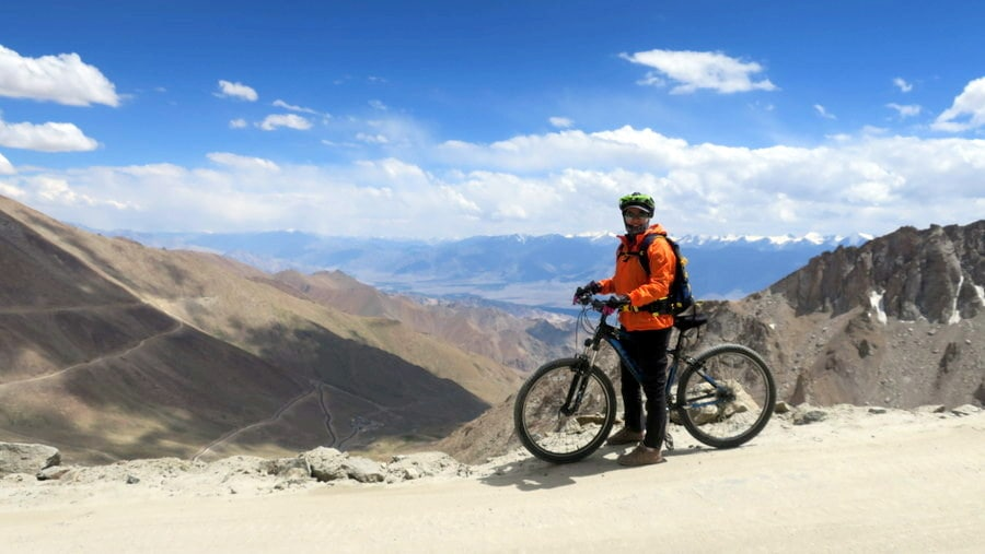 LEH - ALCHI CYCLING EXPEDITION