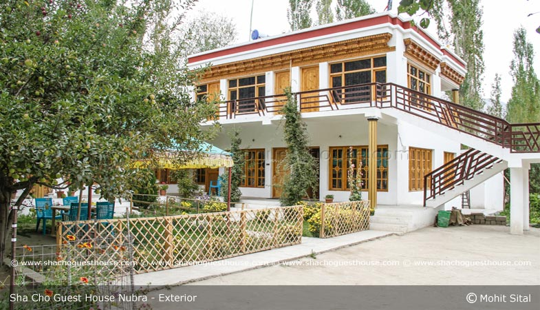 sha-cho-guest-house