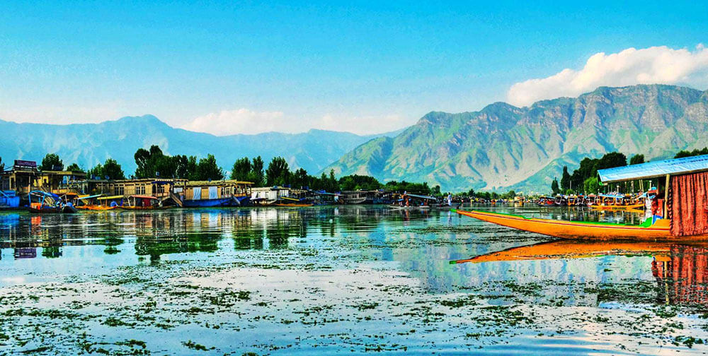 KASHMIR AT GLANCE