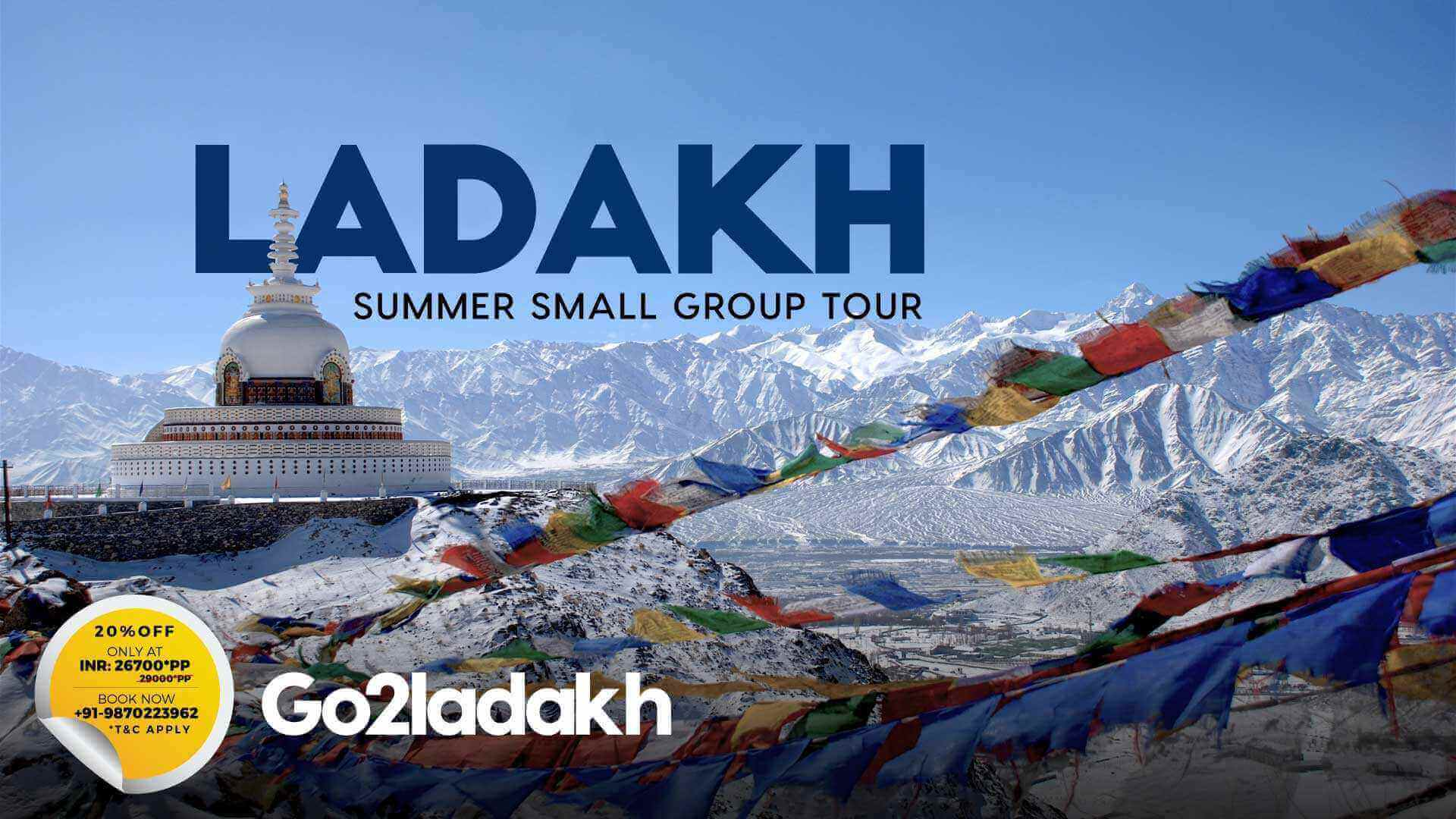 CLASSIC LADAKH TOUR PACKAGE